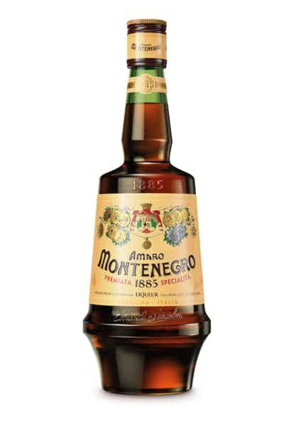 Montenegro Amaro Italiano Liqueur