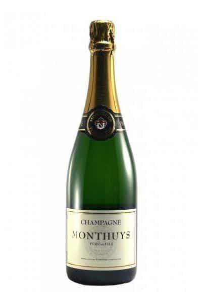 Monthuys Pere Et Fils Brut Reserve Champagne