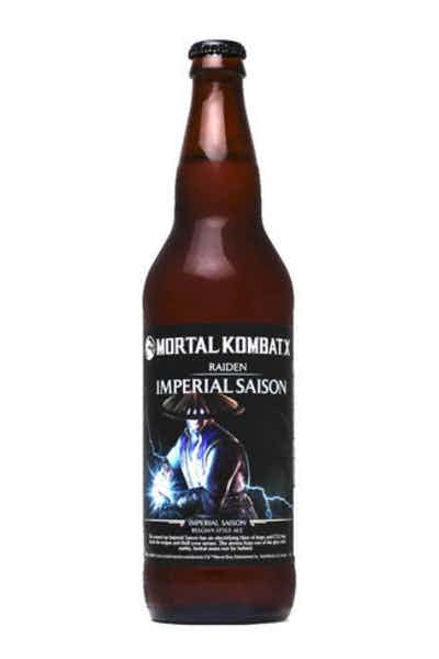 Mortal Kombat Raiden Imperial Saison