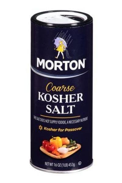Morton Kosher Salt