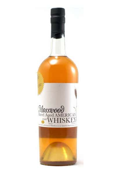 Mosswood California Sour Ale Barrel Whiskey