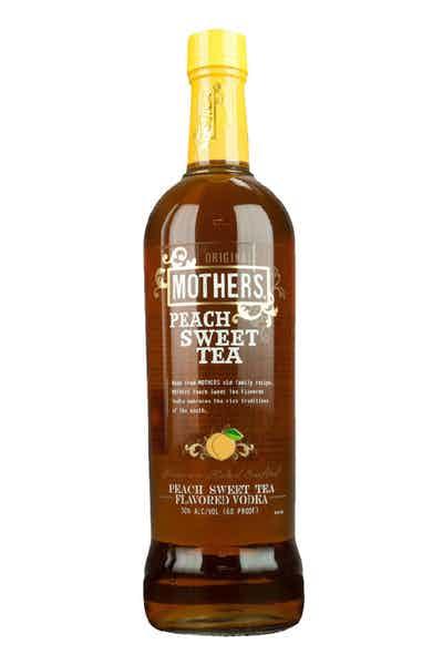 Mothers Peach Sweet Tea Vodka
