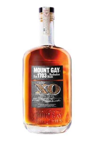 Mount Gay XO Cask Strength Rum