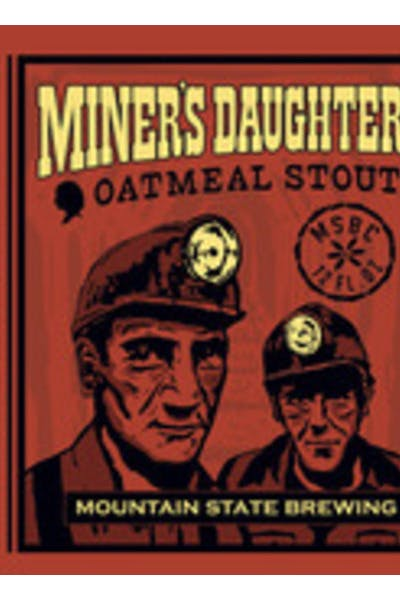 Mountain State Miner's Daughter Oatmeal Stout