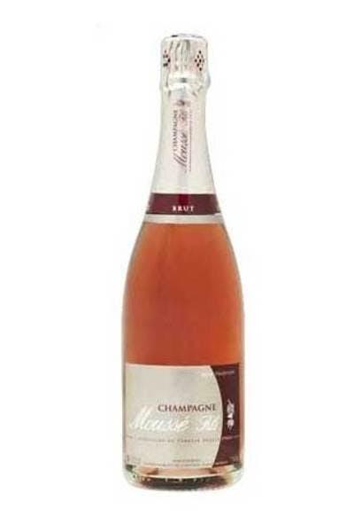Mousse Fils Rose Champagne Brut
