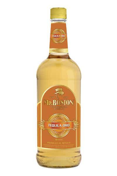 Mr. Boston Gold Tequila