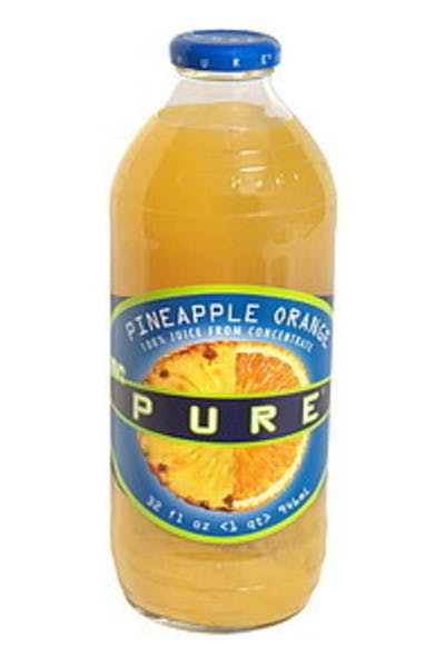 Mr Pure Pineapple Orange