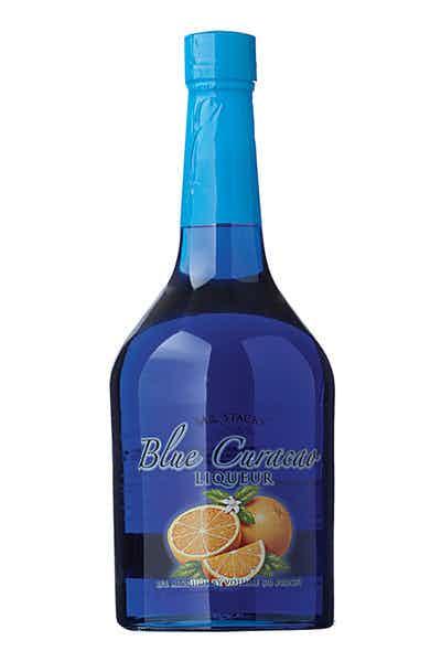 Mr Stacks Blue Curacao