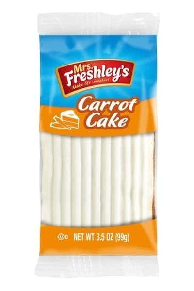 Mrs. Freshley's Carrot Cake