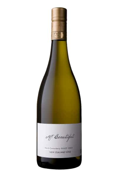Mt. Beautiful  Pinot Gris 2014