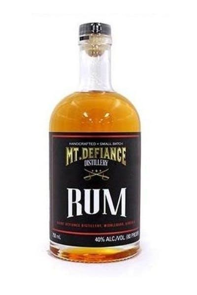 Mt. Defiance Rum