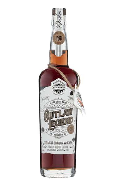 Mystic Mountain Outlaw Legend Bourbon