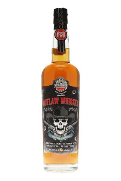 Mystic Mountain Outlaw Whiskey