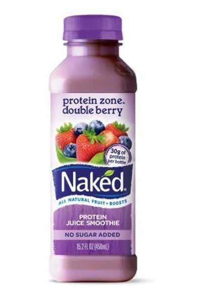 Naked Juice Double Berry