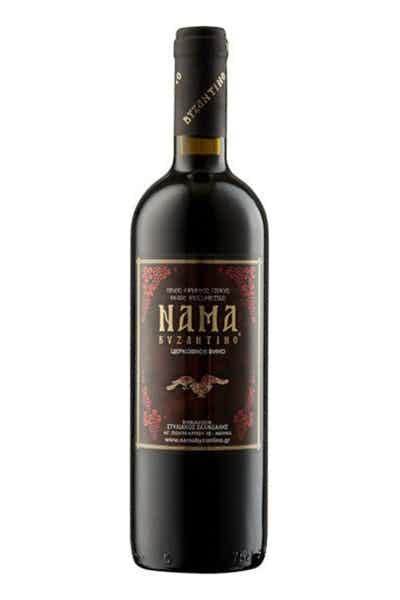 Nama Byzantino Sweet Red Wine