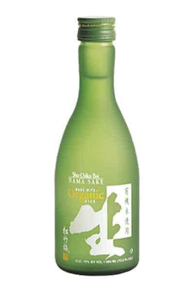 Nama Organic Sake