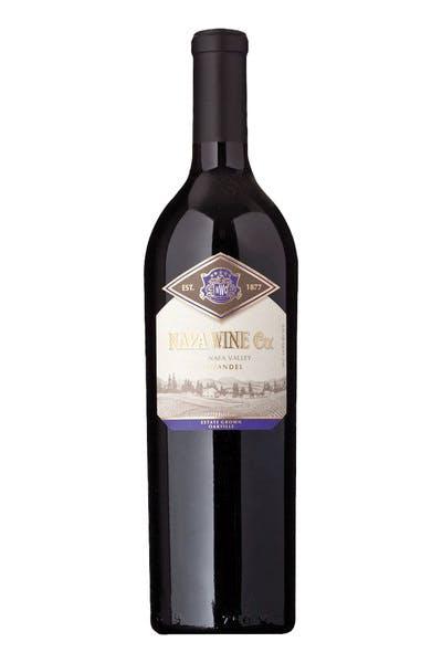 Napa Wine Co Zinfandel Oakville Estate