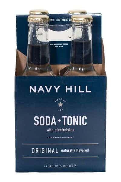 Navy Hill Original Tonic