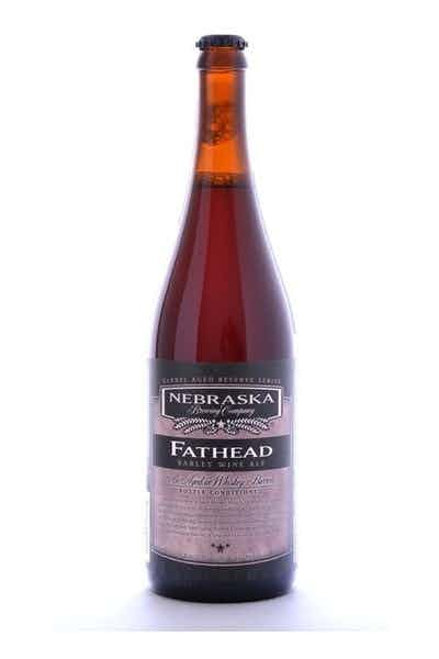Nebraska Brewing Fathead Barley Wine Ale