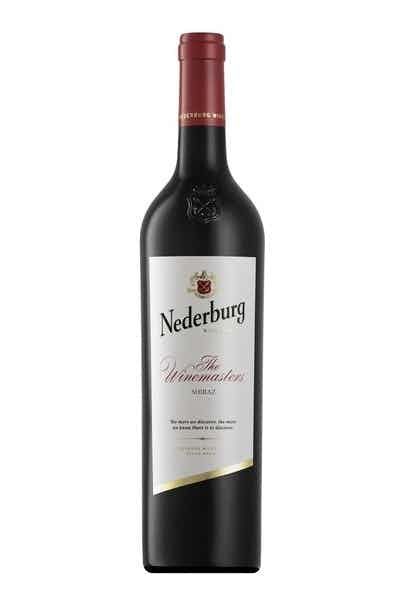 Nederburg The Winemakers Shriaz