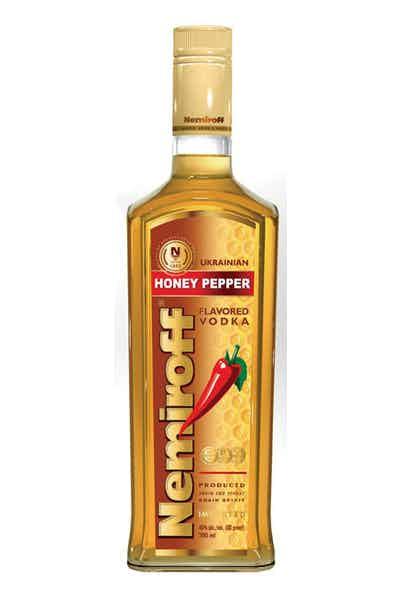 Nemiroff Honey Pepper Vodka