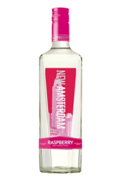 New Amsterdam Raspberry Vodka