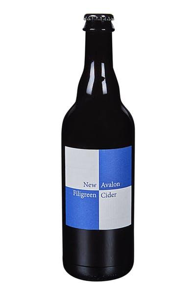 New Avalon Filigreen Cider