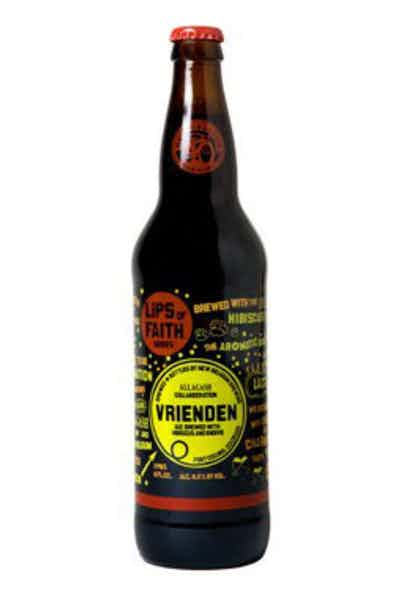 New Belgium Lips of Faith Vrienden [discontinued]