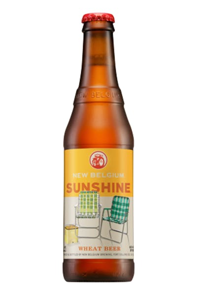 New Belgium Sunshine Wheat