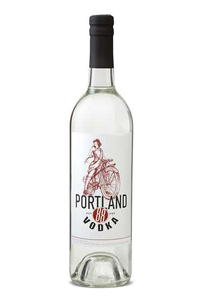New Deal Portland 88 Vodka