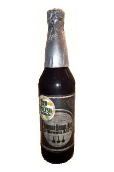 New English Brewers Special Brown Ale
