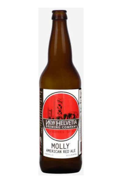 New Helvetia Molly American Red Ale