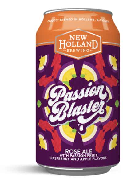 New Holland Passion Blaster Rose Ale