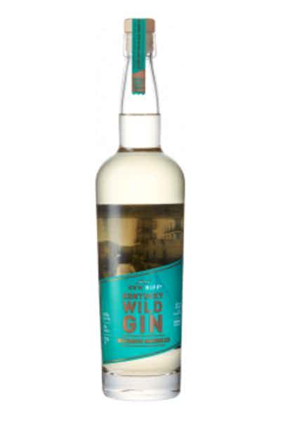 New Riff Kentucky Wild Gin Bourbon Barreled