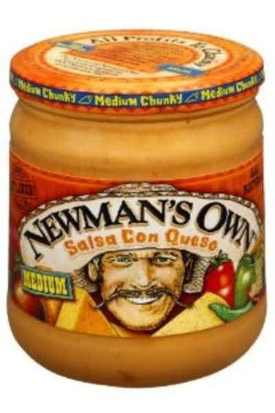 Newman's Own Salsa Con Queso