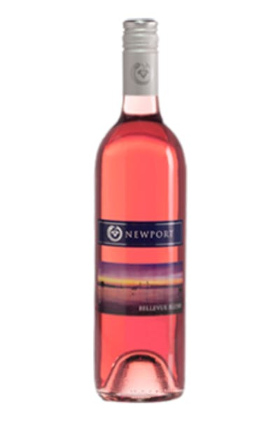 Newport Vineyards Bellevue Blush