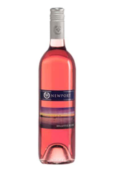 Newport Vineyards Bellevue Blush