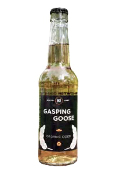 Newton Court Cider Gasping Goose