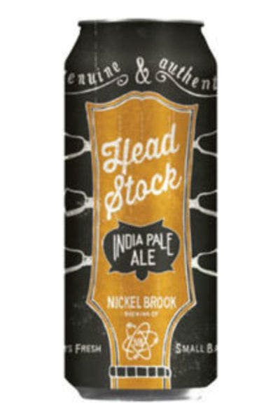 Nickel Brook Headstock IPA