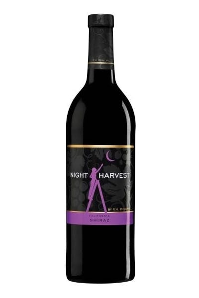 Night Harvest Shiraz
