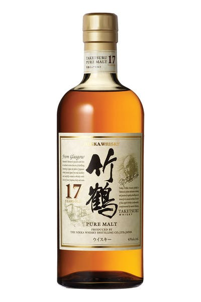 Nikka Taketsuru 17 Year Pure Malt