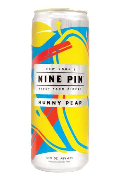 Nine Pin Ciderwork Hunny Pear