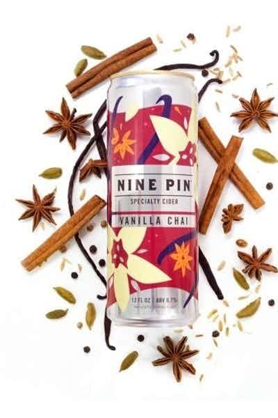Nine pine Vanilla Chai Cider
