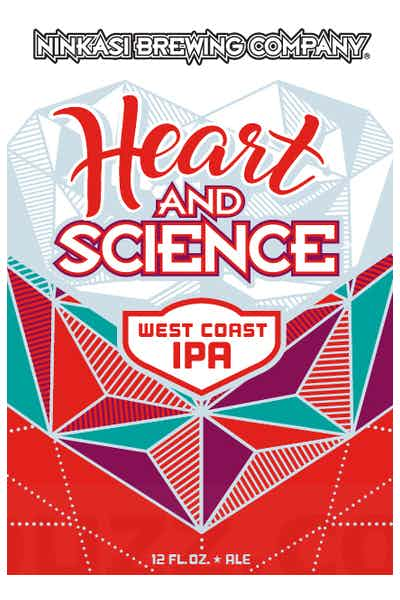 Ninkasi Heart And Science IPA