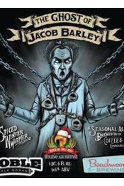 Noble Ale Works Beachwood The Ghost of Jacob Barley