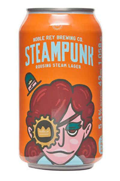Noble Rey Brew Steampunk