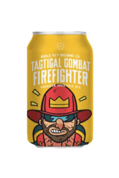 Noble Rey Tactical Combat Firefighter IPA