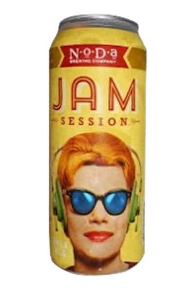 NoDa Brewing Jam Session Pale Ale