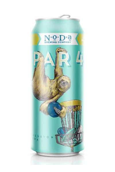 NoDa Brewing Par 4 Session IPA