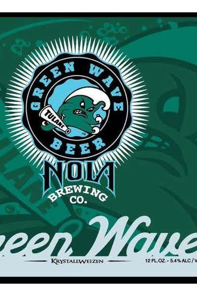 NOLA Green Wave